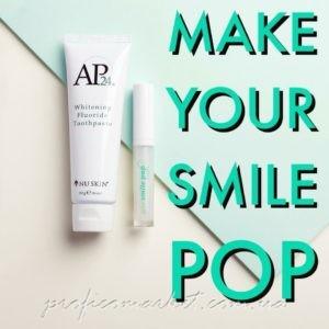 Nu Skin Набор «Белоснежная улыбка» AP24 Bright Smile Duo