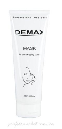 Сужающая поры себорегулирующая маска Demax