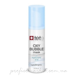 TETe Cosmeceutical Oxy Bubble Mask Кислородно-пенная маска