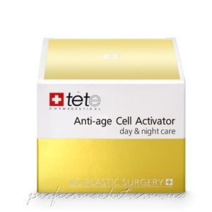 TETe Cosmeceutical Anti-age Cell Activator (day and night) Омолаживающий крем для лица