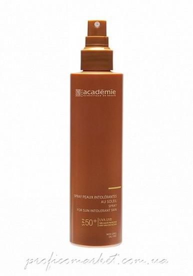 Academie Bronzecran Body Spray Солнцезащитный спрей для чувствительной кожи SPF 50+