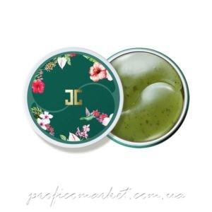 Гидрогелевые патчи для глаз c зеленым чаем Jayjun Green Tea