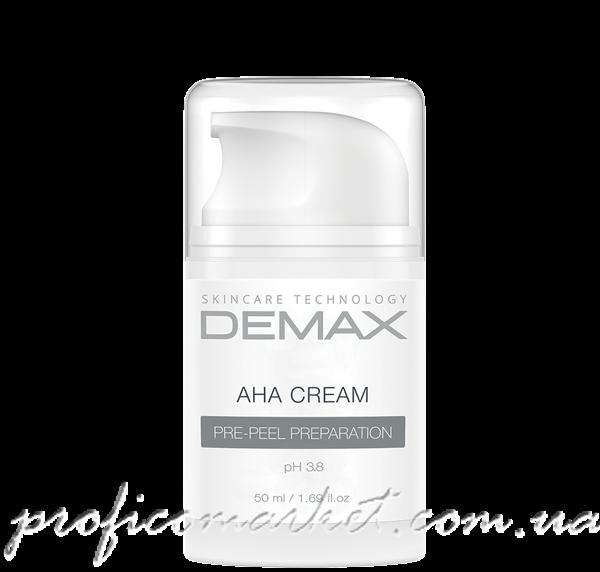 Demax AHA CREAM PRE-PEEL PREPARATION Крем с AHA кислотами