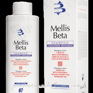 Шампунь лечебно-профилактический от выпадения волос Biogena MELLIS BETA