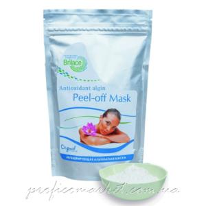 Альгинатная регенерирующая маска для лица Brilace Antioxidant algin peel-off mask