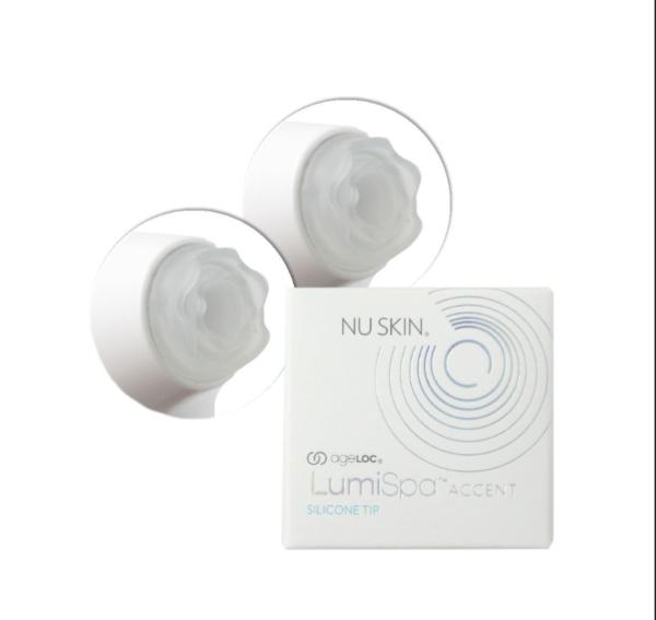 Силиконовые насадки для насадки-переходника Nu Skin ageLOC® LumiSpa™ Accent