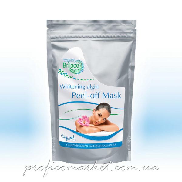 Альгинатная маска осветляющая Brilace Whitening algin peel-off mask