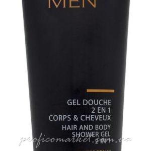 Гель-душ 2 в 1 для тела и волос Academie HAIR AND BODY SHOWER GEL 2 IN 1