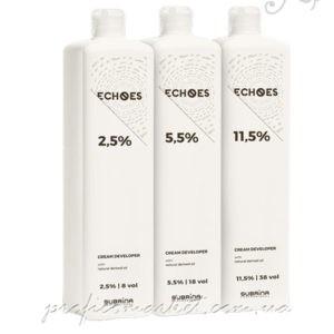 Окислитель для краски для волос SUBRINA Echoes Cream Developer