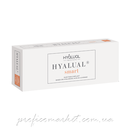 Hyalual Smart 1.8% препарат для курсовой процедуры Редермализации