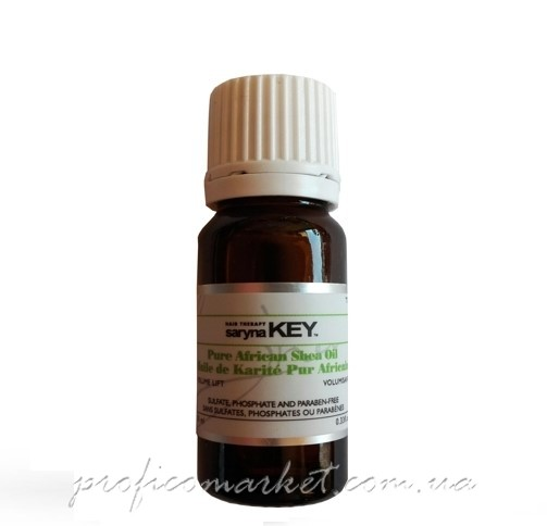 Масло ши для обьема тонких волос Volume Lift Saryna Key
