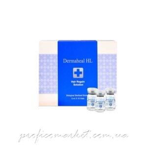 Мезококтейль для восстановления роста и структуры волос Dermaheal HL