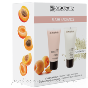 Набор Мгновенное сияние Academie Flash Radiance
