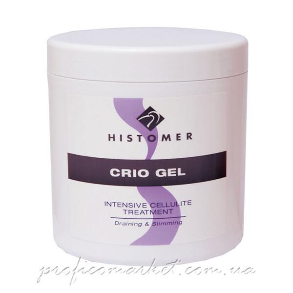 Крио-гель массажный с дренажным и липолитическим действием Histomer Crio Gel