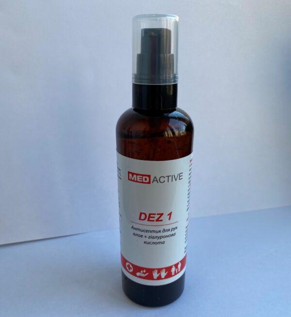 Антисептический гель для рук DEZ-1