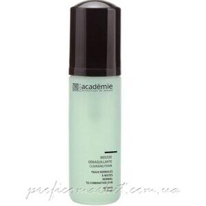 Очищающий мусс для нормальной и комбинированной кожи Academie Mousse Demaquillante