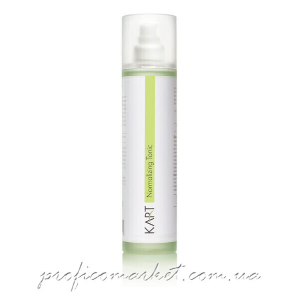 Очищающий тоник с матирующим эффектом для жирной и комбинированной кожи KART Clear & Matte Normalizing Tonic