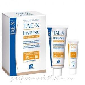Солнцезащитный Комплект Витилиго Biogena TAE-X Inverse Vitiligo Sun Care + TAE break SPF50