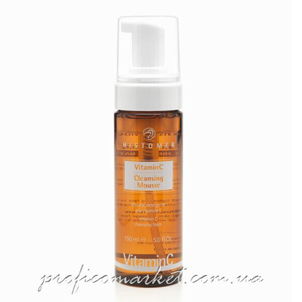 Очищающий мусс Histomer Vitamin C CLEANSING MOUSSE 150мл