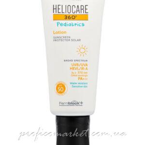 Солнцезащитный лосьон для детей CANTABRIA LABS HELIOCARE 360 Pediatrics Lotion SPF 50