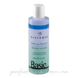 Двухфазный лосьон для демакияжа глаз и губ Histomer Basic Formula EYE MAKE-UP REMOVER
