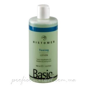 Тоник для лица ребаланс Histomer Basic Formula Toner Rebalancing 400мл