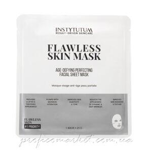 Гидрогелевая коллагеновая маска для лица Instytutum FLAWLESS SKIN MASK 5шт