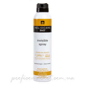 Солнцезащитный спрей невидимка с SPF 50+ Cantabria Labs Heliocare 360 Invisible Spray SPF 50+