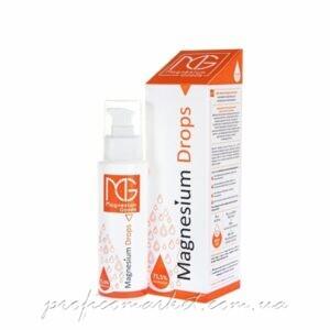 Магний питьевой- капли для похудения  SPANI Magnesium Drops