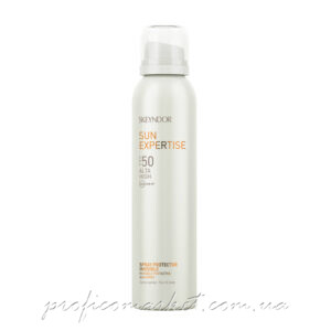 Солнцезащитный спрей с SPF50 Skeyndor Sun Expertise Invisible protective sun spray