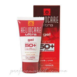 Солнцезащитный гель SPF 50+ для жирной и комбинированной кожи Cantabria Labs Heliocare Ultra Gel SPF 50+