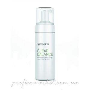 Очищающий мусс противовоспалительный для умывания Skeyndor Clear Balance Pure cleansing foam