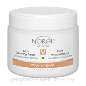 Крем для похудения с антицеллюлитным комплексом Norel Body slimming cream with anti-cellulite complex