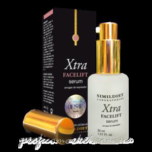 Сыворотка с ботулоподобным эффектом для коррекции морщин Simildiet XTRA Face Lift Serum