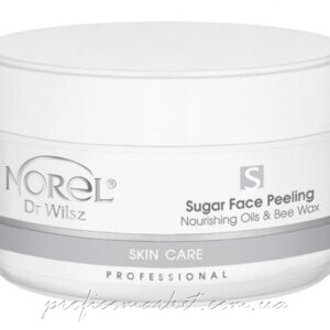 Сахарный пилинг для лица Norel SKIN CARE Sugar Face peeling 100мл