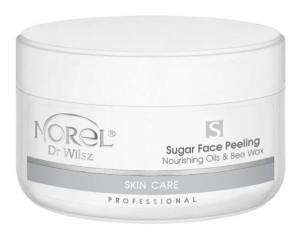 Сахарный пилинг для лица Norel SKIN CARE Sugar Face peeling