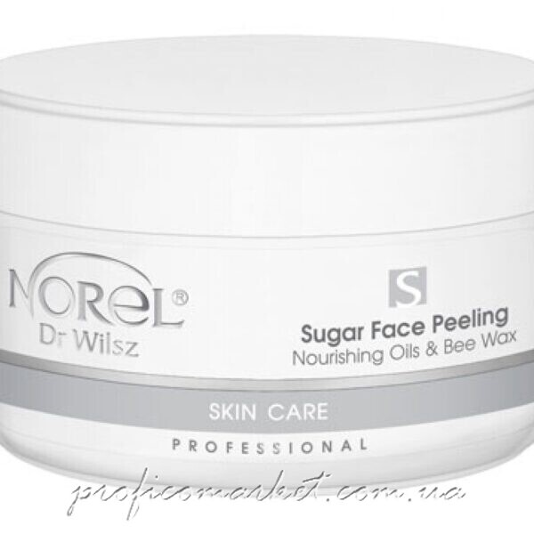 Сахарный пилинг для лица Norel SKIN CARE Sugar Face peeling