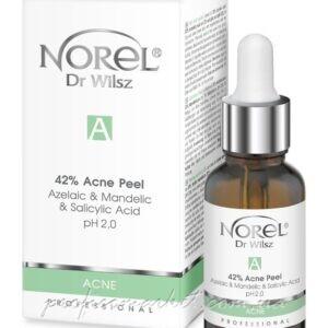 Пилинг для кожи с акне Norel Glow Skin Acne Peel
