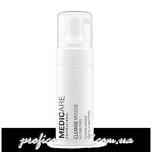 Очищающая пенка для всех типов кожи Medicare Cleanse Mousse All Skin Types
