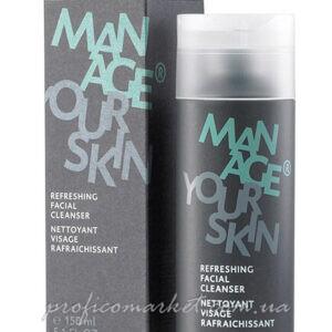 Освежающий гель для умывания Dr.Spiller Manage Your Skin Refreshing Facial Cleanser
