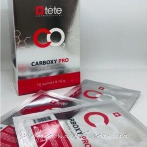 Одношаговая карбокситерапия TETe Cosmeceutical CO2 Carboxy pro