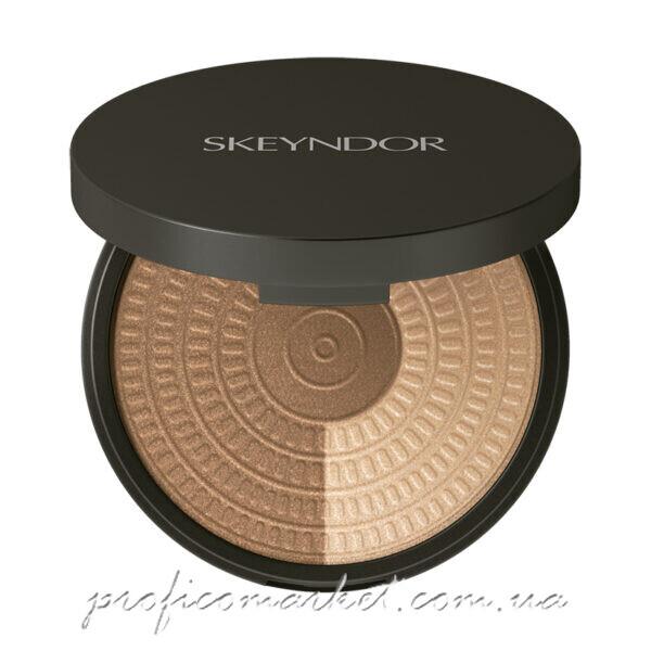 Универсальная ультрамягкая пудра/хайлайтер/консиллер Skeyndor Skincare Makeup