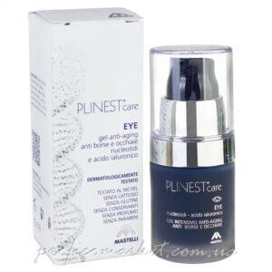 Омолаживающий гель для кожи вокруг глаз Mastelli Plinest Care EYE