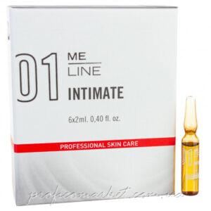 Раствор кислот для контролируемой химической эксфолиации в интимных зонах ME Line Intimate