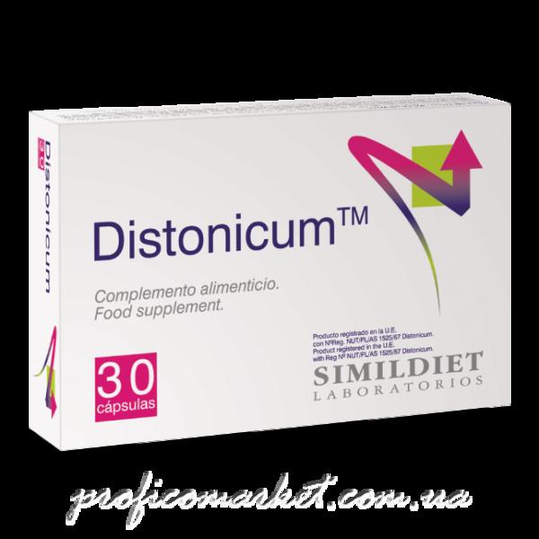 Пищевая добавка для восполнение недостатка витаминов и железа, улучшение концентрации внимания и от стресса Simildiet Distonicum