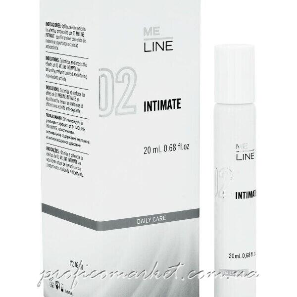 Домашняя терапия для отбеливания кожи в интимных зонах ME Line Intimate