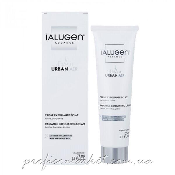 Крем-эксфолиант Ialugen Advance URBAN AIR Radiance exfoliating cream