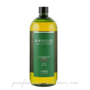 Шампунь для ежедневного использования с маслом чайного дерева Emmebi Italia BioNatural Mineral Treatment Frequent Use Shampoo 1л