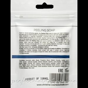 Пилинговое мыло Christina Rose de Mer Peeling Soap