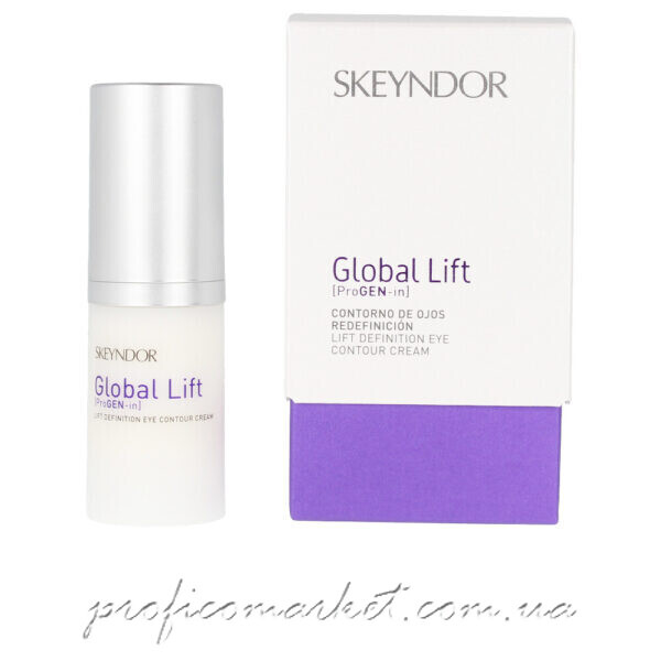 Крем-лифтинг для контура глаз GLOBAL LIFT Skeyndor Lift definition eye contour cream